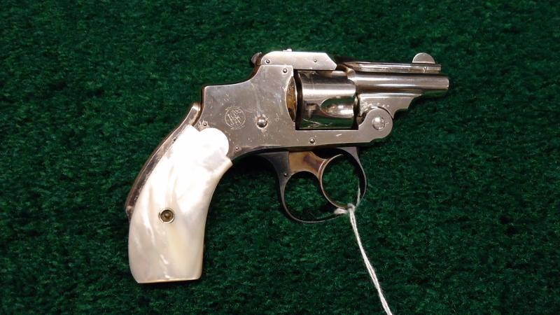 MHG600 SMITH & WESSON BICYCLE GUN - Merz Antique Firearms